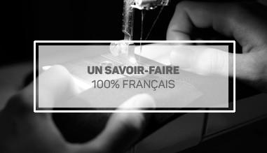 Produits matelassés haut de gamme made in France